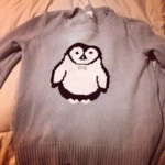 The Penguin Sweater
